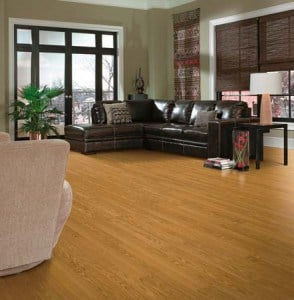 Floating floor laminate Westchester County