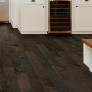 remarkable dark hardwood floors | hickory hardwood flooring with dark stain