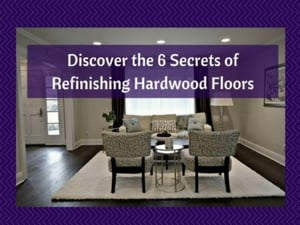 6 secrets of sanding hardwoood floors