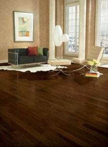 Refinishing hardwood floors - use a flooring contractor