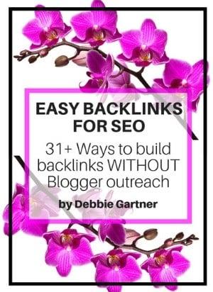 Easy Backlinks for SEO | The Flooring Girl