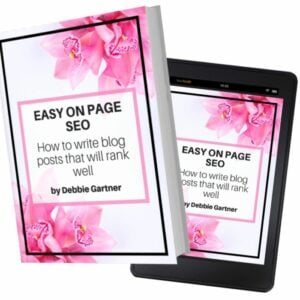 Easy On-Page SEO ebook course