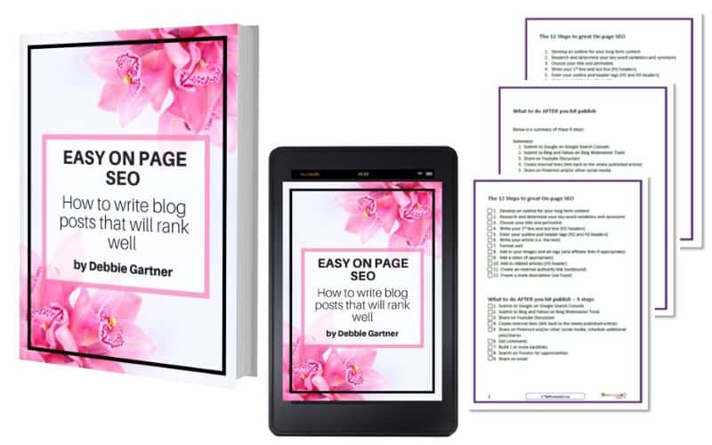 Search Engine Optimization - Easy On-Page SEO package