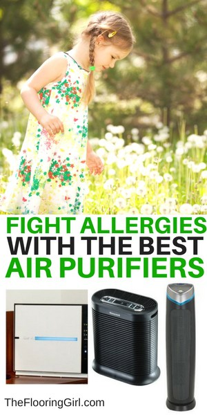 best air purifiers for those with allergies