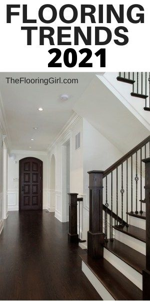 Flooring trends for 2021