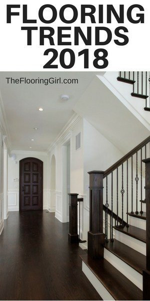 Flooring Trends For 2018 Real Trends For Real People