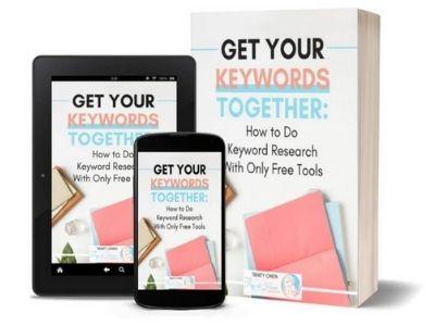 Ebook on finding keywords
