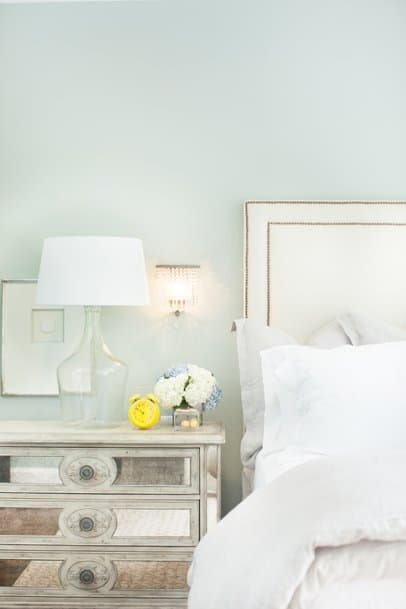 best paint shades for bedrooms - aquas and coastal colors