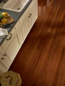 Engineered Hardwood floors - Global Exotic African Mahogany