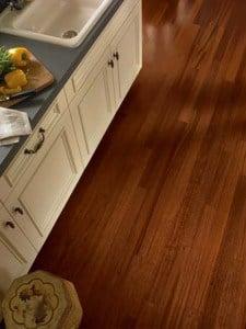 Engineered Hardwood floors - Global Exotic African Mahogany