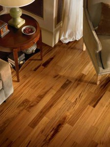 Engineered hardwood - Tigerwood - Westchester NY