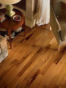 Engineered hardwood - Tigerwood - Westchester NY