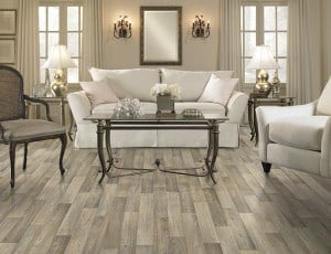 Staining hardwood floors gray | Refinish wood with gray ...