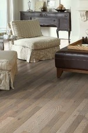gray hardwood - how many coats of poly do you need