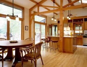 Oak hardwood flooring - Westchester NY
