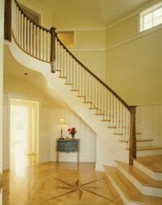 Hardwood flooring - entryway - Westchester NY