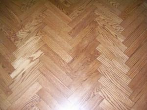 Herringbone - Provincial hardwood floors - westchester NY