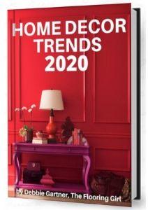 Home Decor trends 2020 ebook