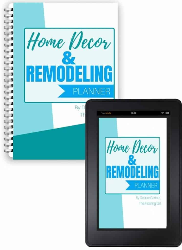 Home Decor and Remodeling Printables