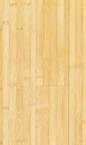 bamboo natural horizontal - hardwood floor alternative