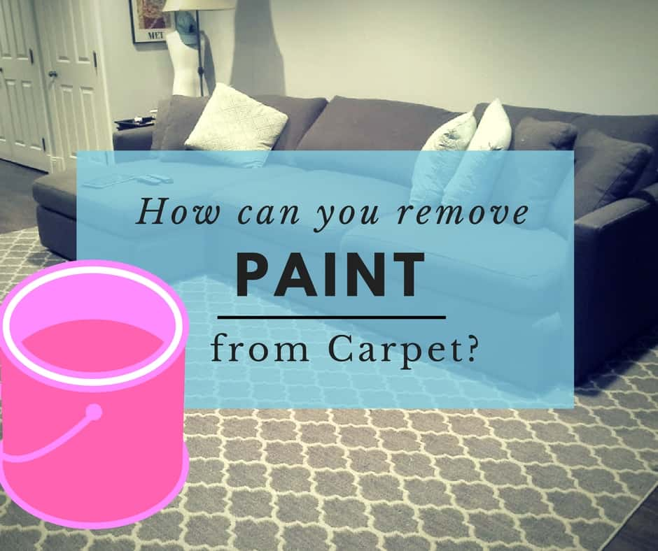 how to remove dried paint from carpet - 28 images - how to ...