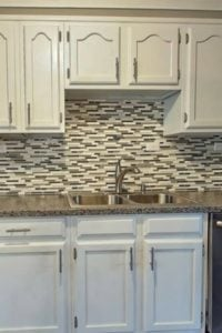 How to design a kitchen backsplash