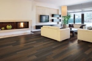 LVP flooring, engineered vinyl plank pros and cons - inspiration oak