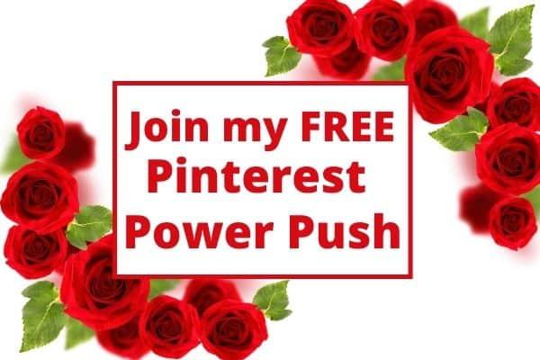 Pinterest Power Push