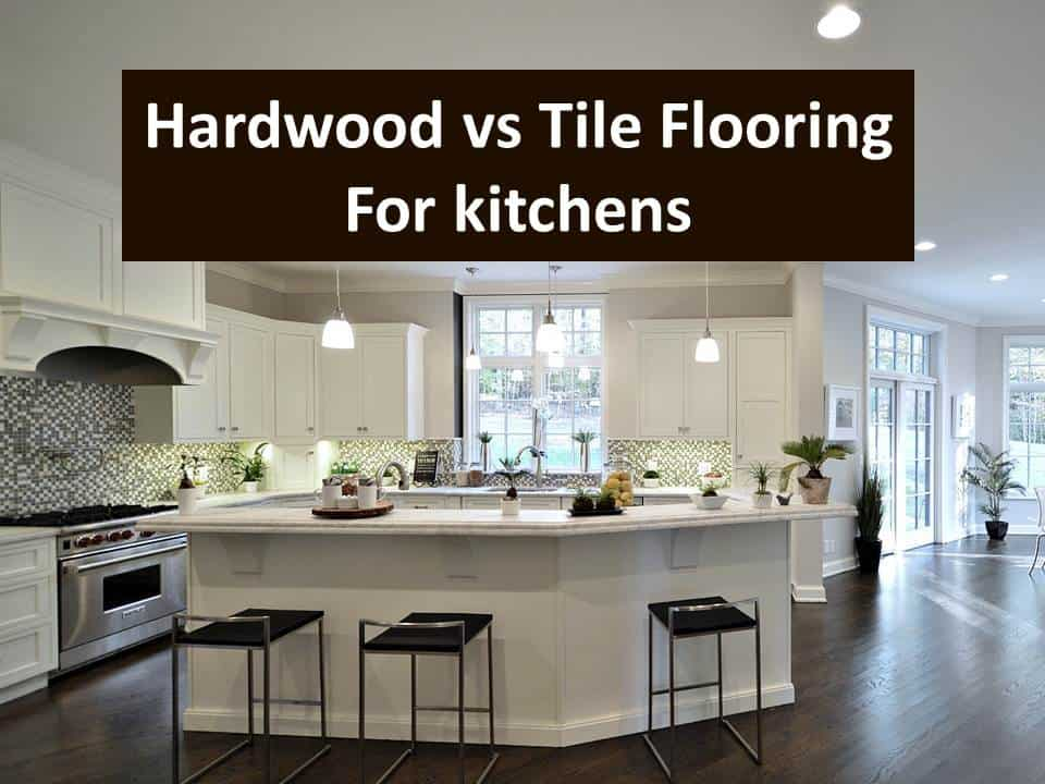 Kitchen floors is hardwood flooring or tile better for Hardwood floors in kitchen