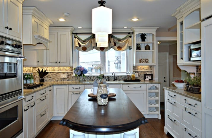 white kitchen cabinets with dark hardwood floors kitchens with hardwood flooring westchester county 28999