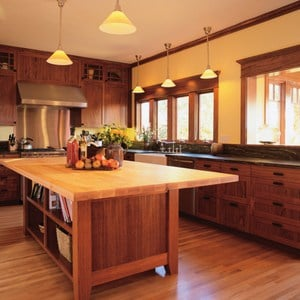 Wood Floor Kitchen   Which Is Better Tile Or Hardwood Floors Pictures