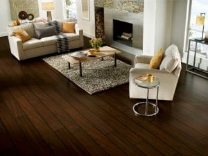 Laminate floors - dark - Westchester NY