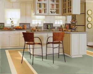 Linoleum flooring green trends in westchester NY