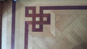 Getting Fancy With Hardwood Flooring Borders And Inlays
