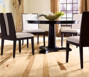 Maple hardwood flooring in westchester character grade