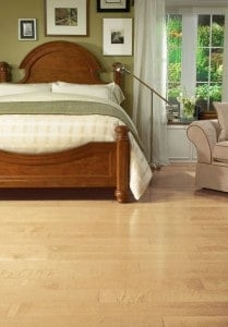 how to get light and blonde hardwood floors