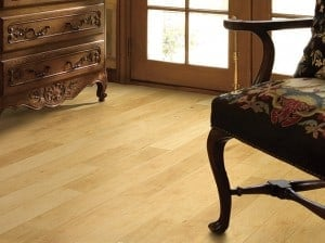 Maple hardwood flooring in Westchester County