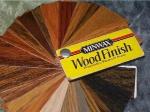 Minwax stain colors westchester