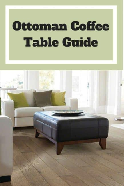 Ottoman Coffee Table Guide
