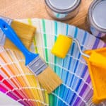 color consultation for paint and stain colors