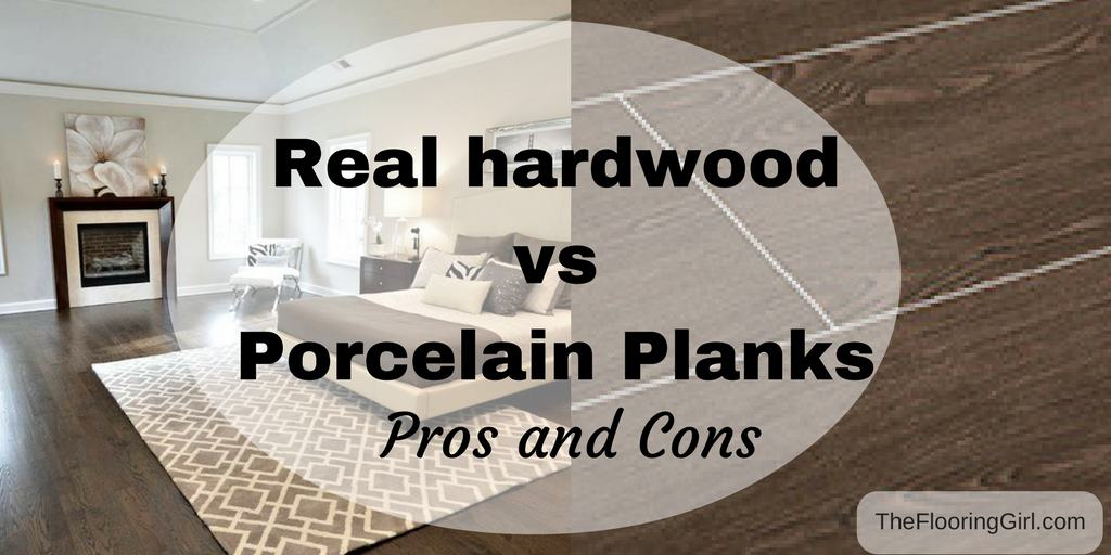 hardwood flooring vs tile planks that look like hardwood. Black Bedroom Furniture Sets. Home Design Ideas