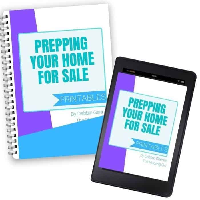 Prepare your house for sale planner