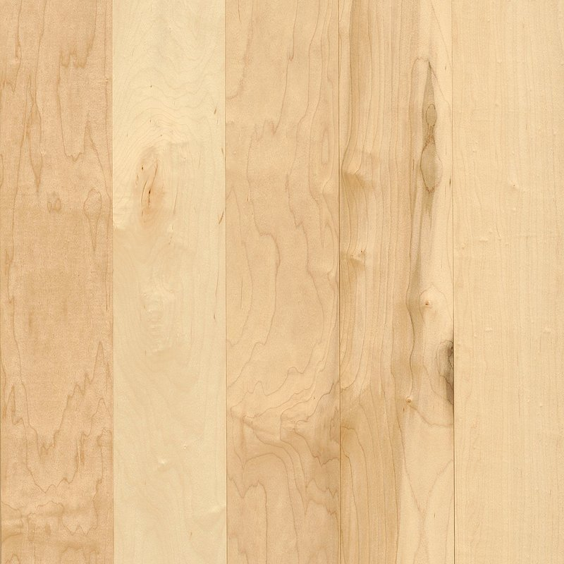 farmhouse style hardwood floors - Armstrong Prime Harvest Maple