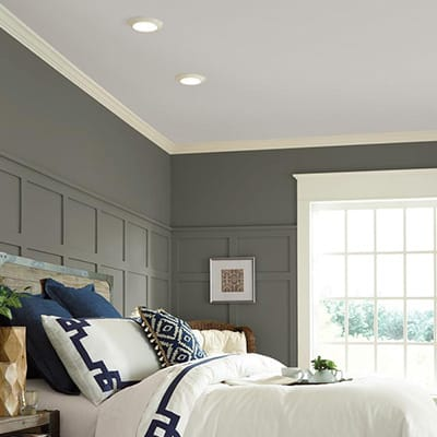 recessed lighting for basements