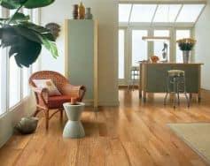does hardwood flooring make sense in kitchens