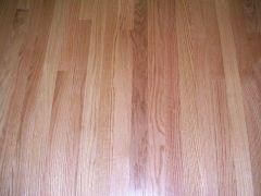 Red Oak Hardwood Floors Westchester County White