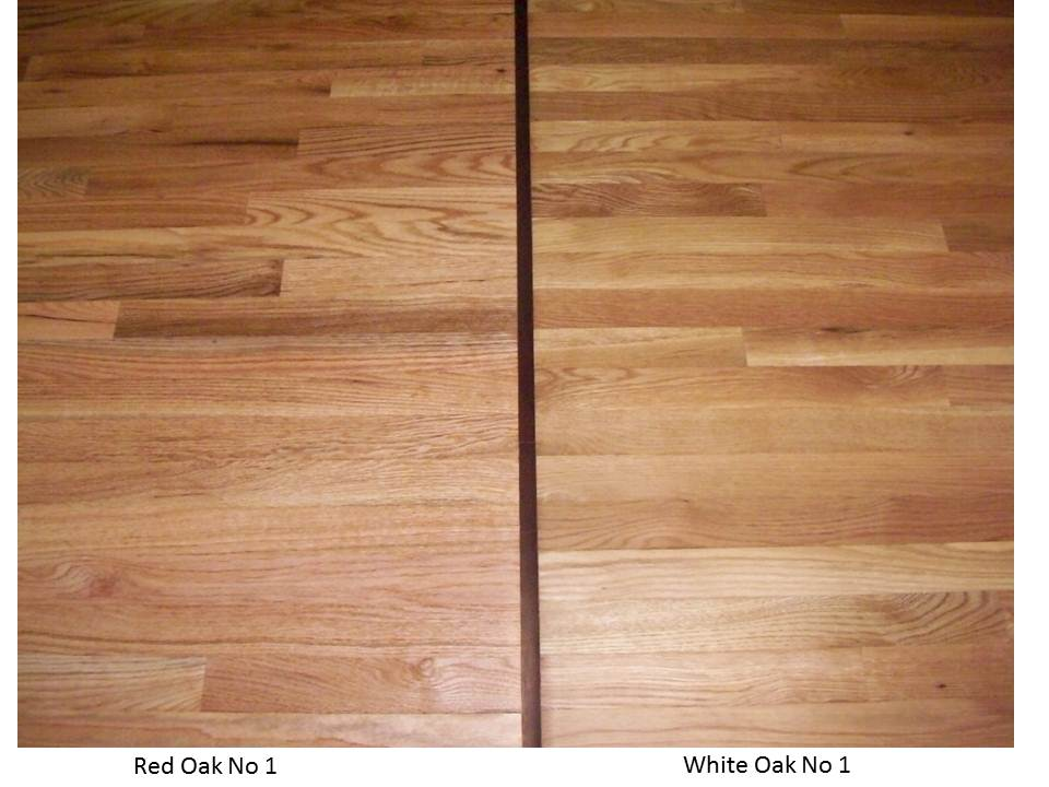 Hardwood Flooring Grades Select Grade Vs No 1 Common What S The Difference