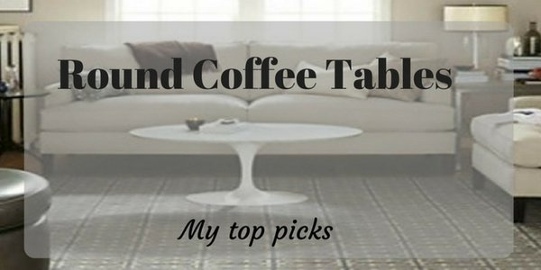 Round Coffee Table Buying Guide