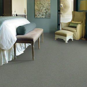 Super soft and plush carpet - Shaw Cashmere III Mediterranean