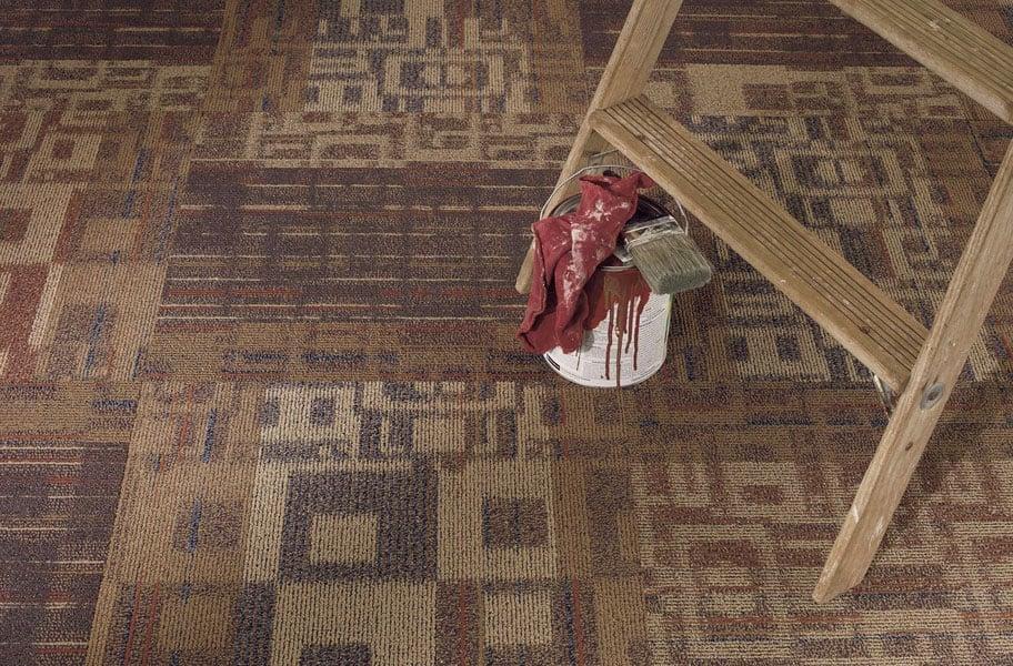 Top 8 Advantages Of Carpet Tile Diy Carpet Tiles The Flooring Girl